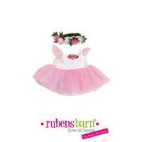 Vêtement ballerine pour poupée little rubens