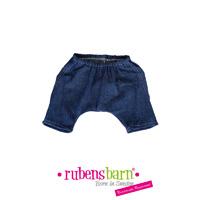 Jeans pour poupée little rubens