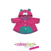 Manteau pour poupée rubens baby