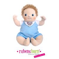 Poupée rubens baby erik 45 cm