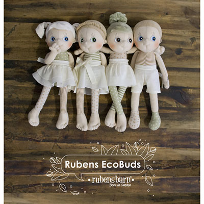 Poupée rubens ecobuds hazel Rubens barn