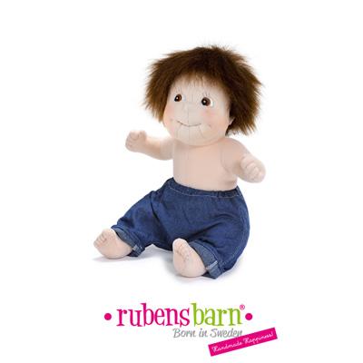 Jeans pour poupée little rubens Rubens barn