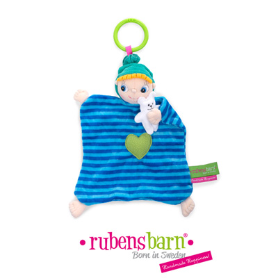 Doudou rubens goodies stripy Rubens barn