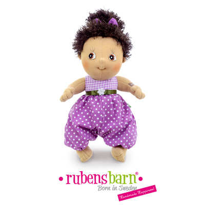 Poupée rubens cutie hanna 32 cm Rubens barn