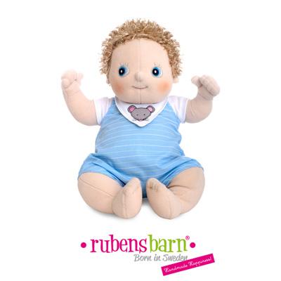 Poupée rubens baby erik 45 cm Rubens barn