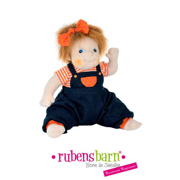 Poupée rubens barn original anna 50 cm Rubens barn
