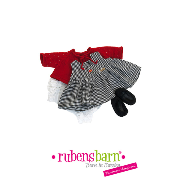 Vêtement kindy pour poupée rubens barn original Rubens barn