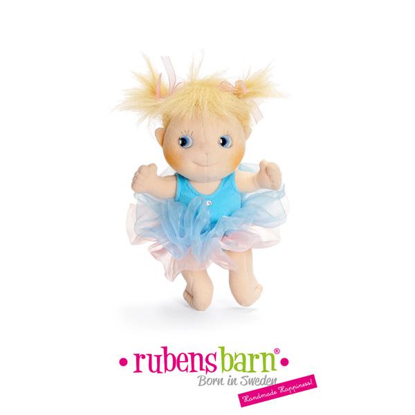 Poupée rubens mini ballerina sara 24 cm Rubens barn