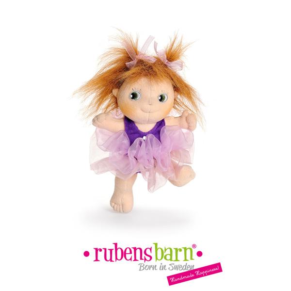 Poupée rubens mini ballerina frida 24 cm Rubens barn