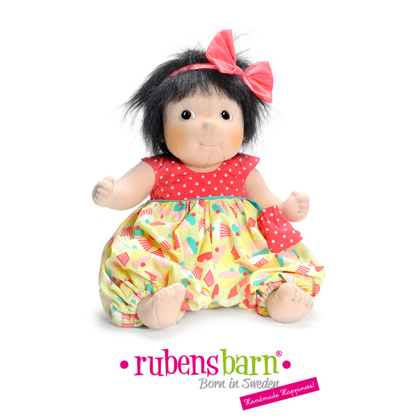 Poupée little meiya little rubens party collection 40 cm Rubens barn