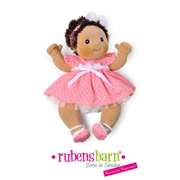 Robe jolie pour poupée rubens baby Rubens barn