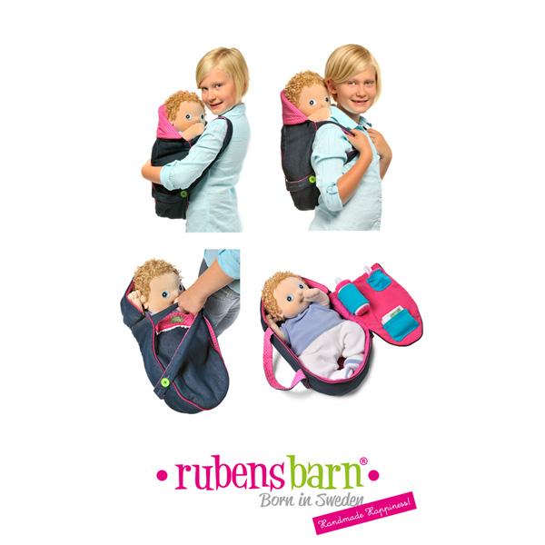 Accessoire pour poupée rubens baby couffin 4 en 1 Rubens barn