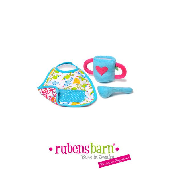 Accessoire pour poupée rubens baby set d'alimentation Rubens barn
