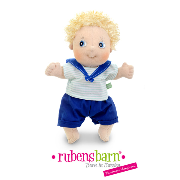 Poupée rubens cutie adam 32 cm Rubens barn