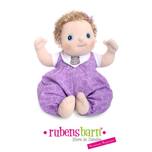 Poupée rubens baby emma 45 cm Rubens barn