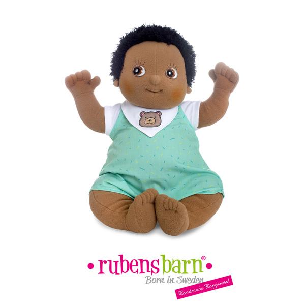 Poupée rubens baby nils 45 cm Rubens barn