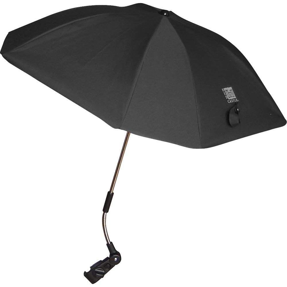 ombrelle poussette universelle anti uv noir 20 sur allob b. Black Bedroom Furniture Sets. Home Design Ideas