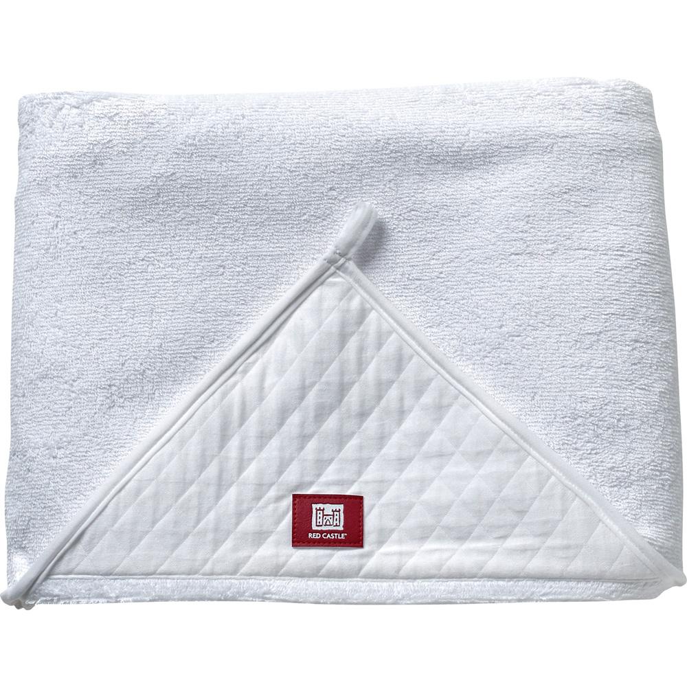 tablier de bain blanc de red castle sur allob b. Black Bedroom Furniture Sets. Home Design Ideas