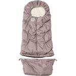 Chancelière bébé modulable eskimo taupe / ivoire pas cher