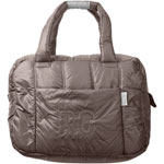 Sac à langer fourretout feather light taupe mat pas cher