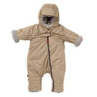 Combi t-zip tendresse 6-12 mois camel