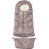 Chancelière bébé modulable eskimo taupe / ivoire