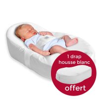 Cocoonababy + drap housse blanc offert