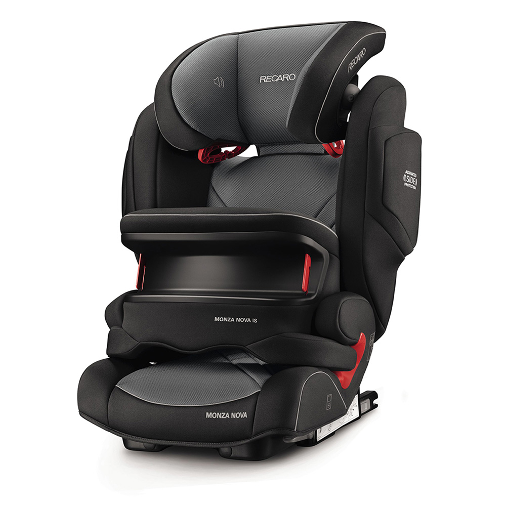 si ge auto monza nova is seatfix de recaro au meilleur prix sur allob b. Black Bedroom Furniture Sets. Home Design Ideas