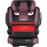 Siège auto monza nova is seatfix avec bouclier violet - groupe 1/2/3 pas cher