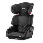 Siège auto milano seatfix performance black - groupe 2/3