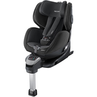 Siège auto zero1 isofix performance black - groupe 0+/1
