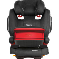 Siège auto monza nova is seatfix avec bouclier black - groupe 1/2/3