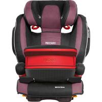 Siège auto monza nova is seatfix avec bouclier violet - groupe 1/2/3