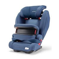 Siège auto monza nova is seatfix prime sky blue - groupe 1/2/3