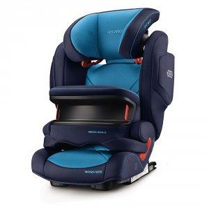Siège auto monza nova is seatfix xenon blue - groupe 1/2/3