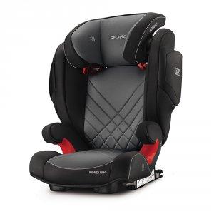 Siège auto monza nova 2 seatfix carbon black - groupe 2/3