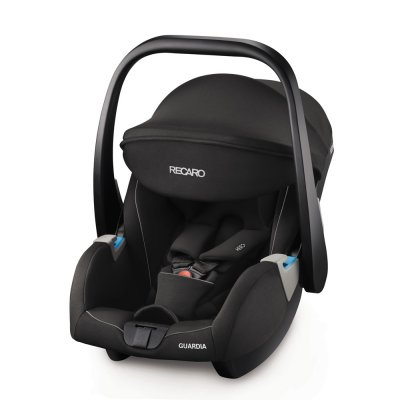 Siège auto coque guardia performance black - groupe 0+ Recaro