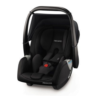 Siège auto coque privia evo performance black - groupe 0+ Recaro