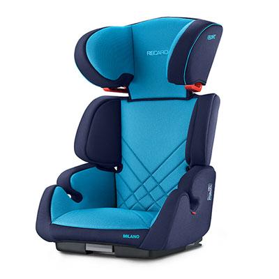 Siège auto milano seatfix xenon blue - groupe 2/3 Recaro