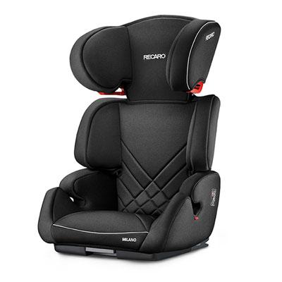 Siège auto milano seatfix performance black - groupe 2/3 Recaro