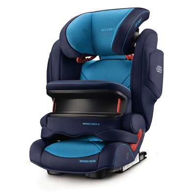 Siège auto monza nova is seatfix xenon blue - groupe 1/2/3 Recaro