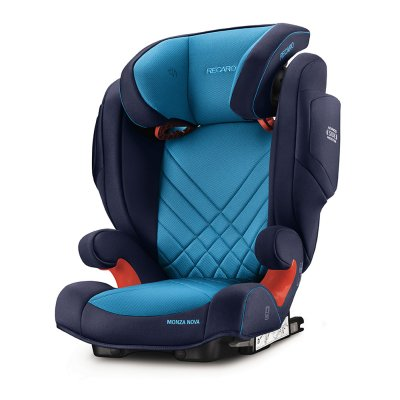 Siège auto monza nova 2 seatfix xenon blue - groupe 2/3 Recaro