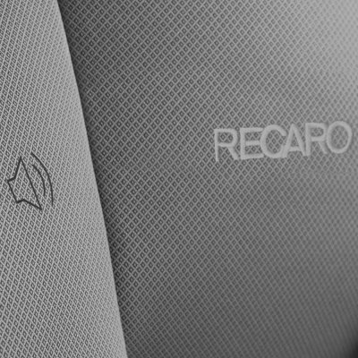 Siège auto monza nova is seatfix racing red - groupe 1/2/3 Recaro