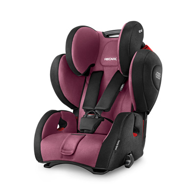 Siège auto young sport hero violet - groupe 1/2/3 Recaro