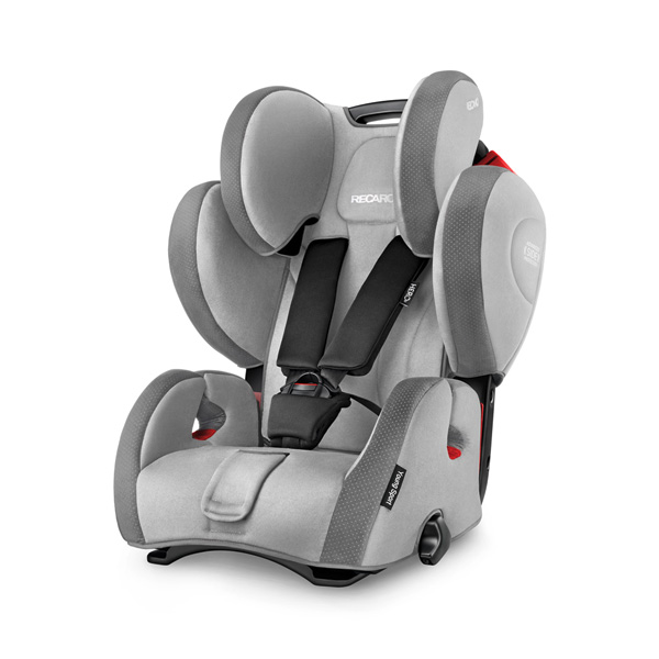 Siège auto young sport hero shadow - groupe 1/2/3 Recaro