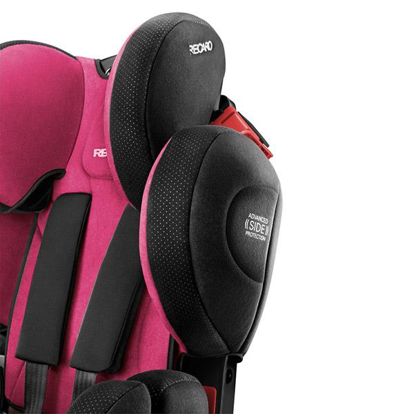 Siège auto young sport hero pink - groupe 1/2/3 Recaro