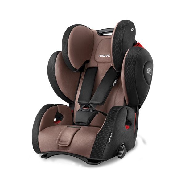 Siège auto young sport hero mocca - groupe 1/2/3 Recaro