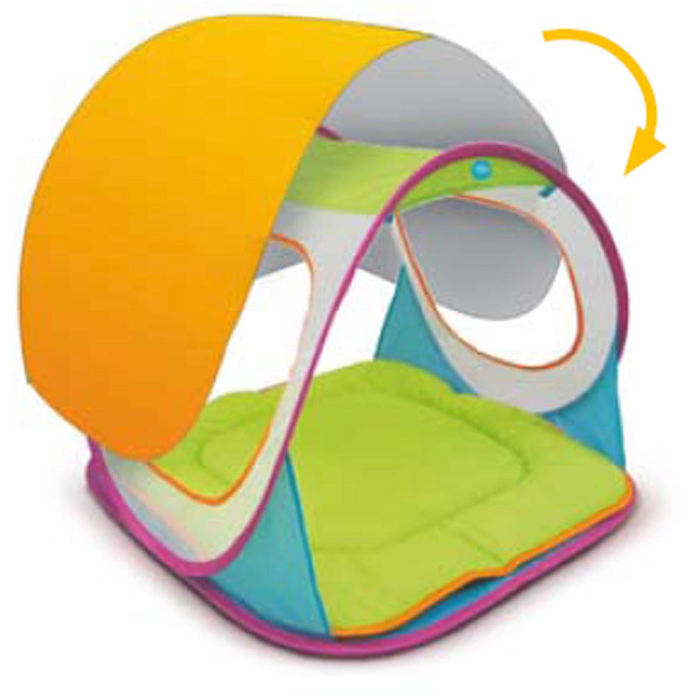 jouets ext rieur b b tente anti uv avec tapis de sol bleu. Black Bedroom Furniture Sets. Home Design Ideas