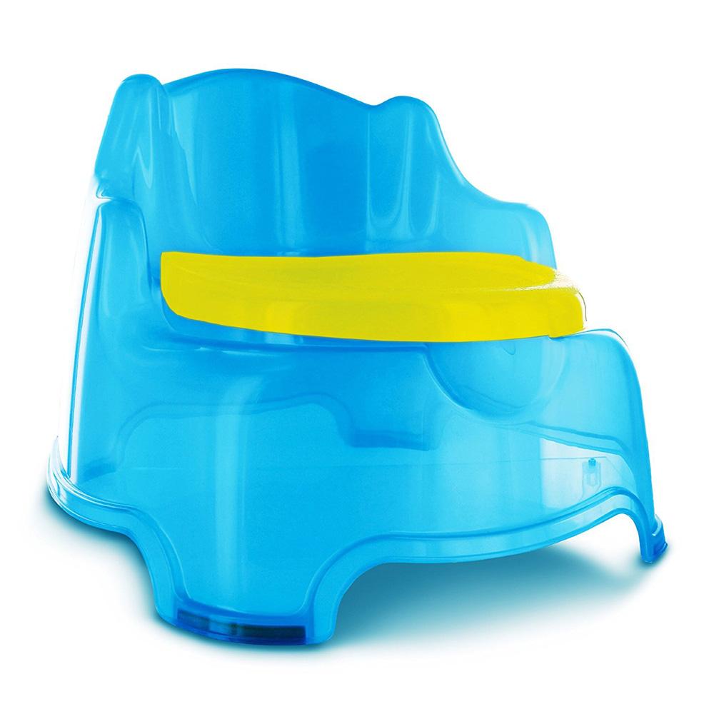 Fauteuil pot b b bleu de dbb remond sur allob b - Bebe et le pot ...