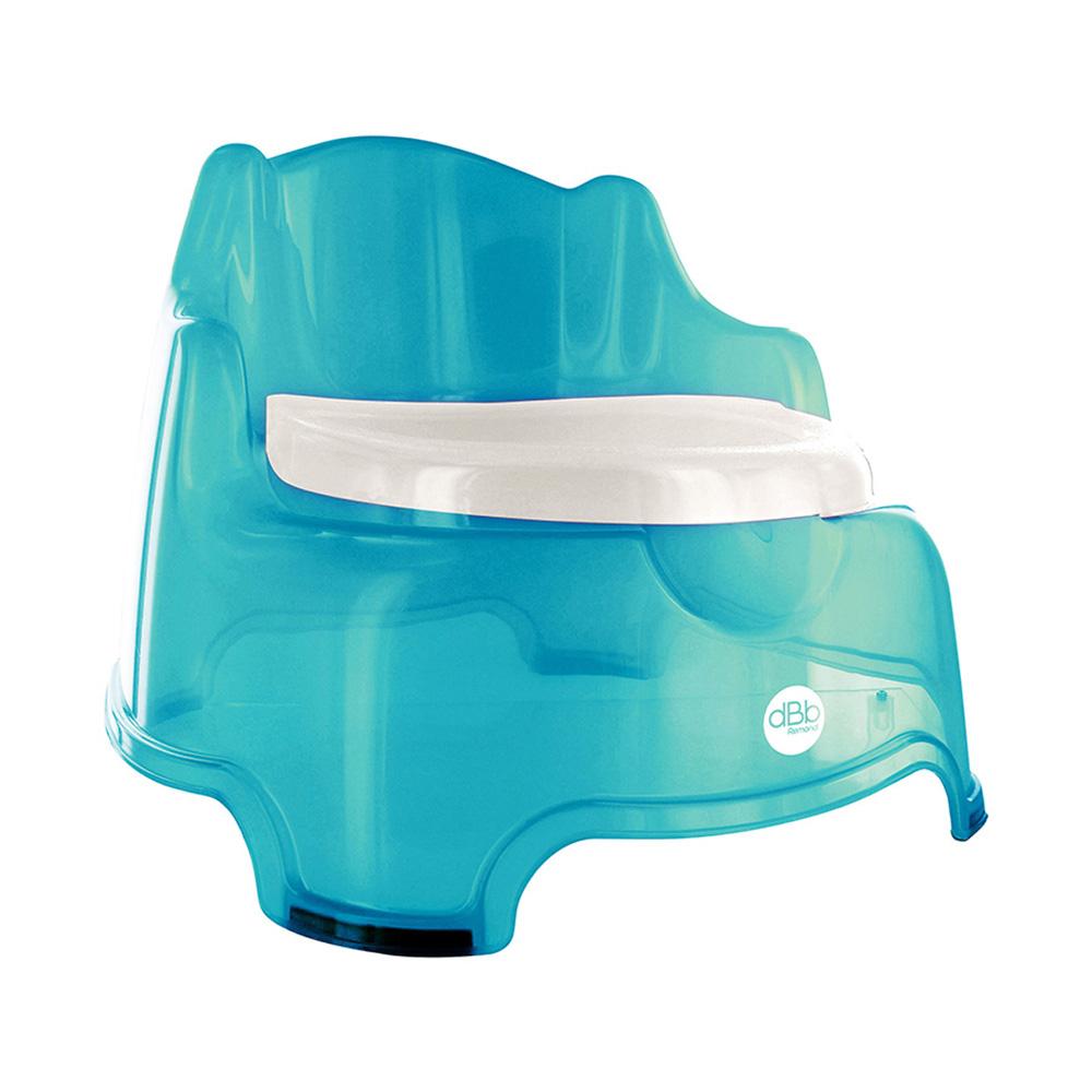 Fauteuil pot b b turquoise de dbb remond sur allob b for Fauteuil auto bebe